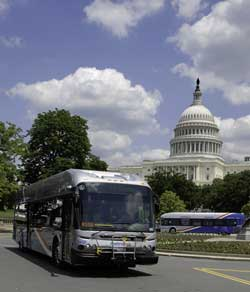 "Obama is a ""breath of fresh air,"" according to APTA President William Millar, but Congress needs to step up. ##http://www.apta.com/GAP/Pages/default.aspx##WMATA via APTA##"
