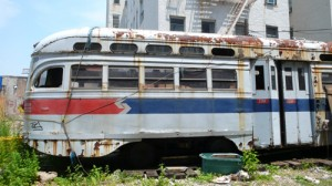 SEPTA is forgoing new amenities to focus on making sure their trains don't end up like this one. ##http://www.brownstoner.com/brownstoner/archives/2008/07/the_septa_train.php##Brownstoner##