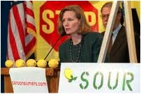 You can thank Rosemary Shahan for your state's lemon laws.