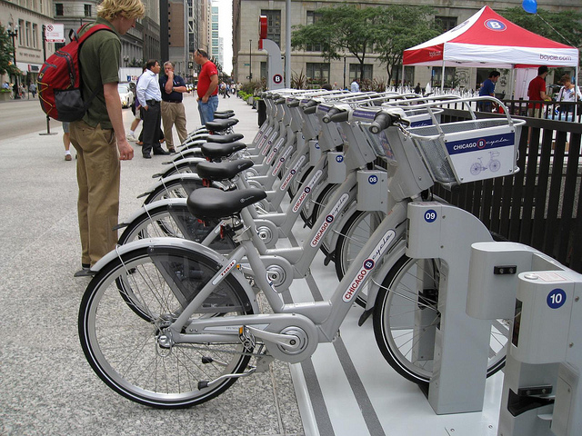 Bike Chicago Chicago s bike share program