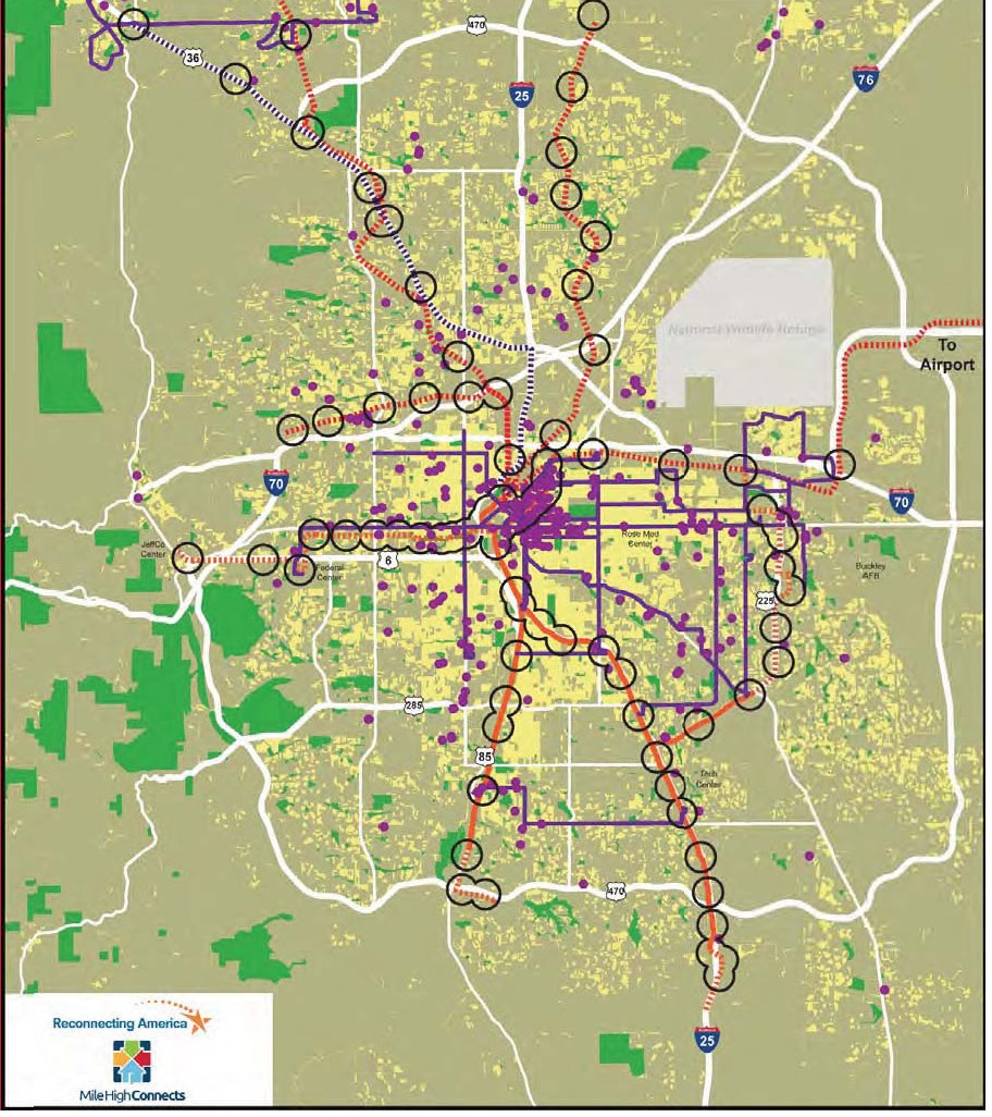 Denver Map: New Equity Atlas Tells A Story About The Future Of Denver
