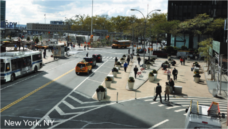 Nacto Urban Street Design Guide Sets Out To Change The Dna