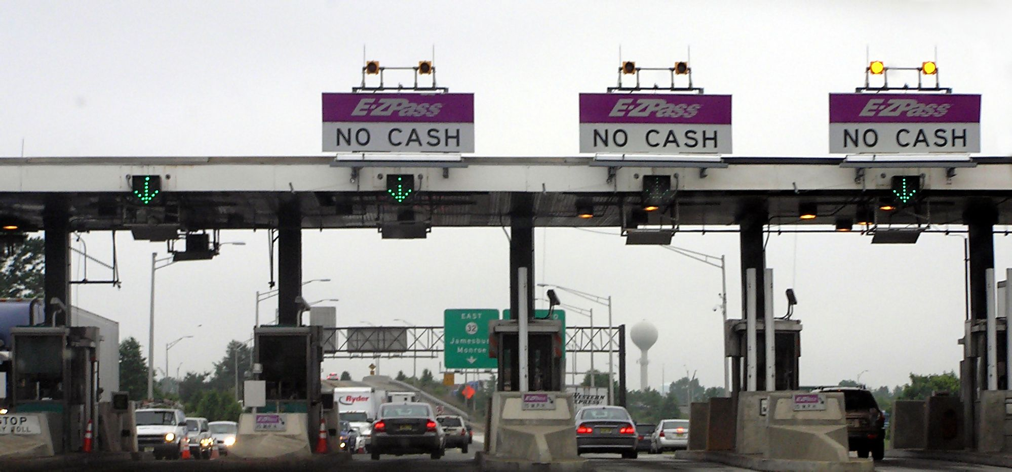 toll roads in usa how to pay