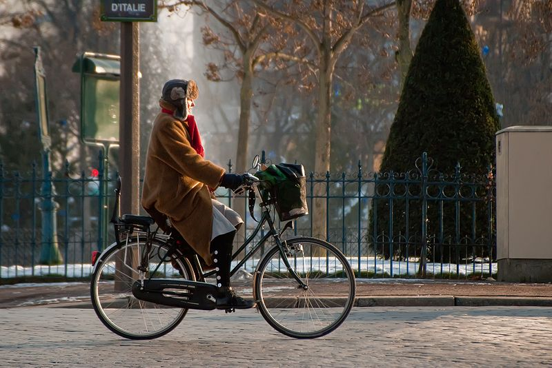 France Experiments With Paying People to Bike to Work ...