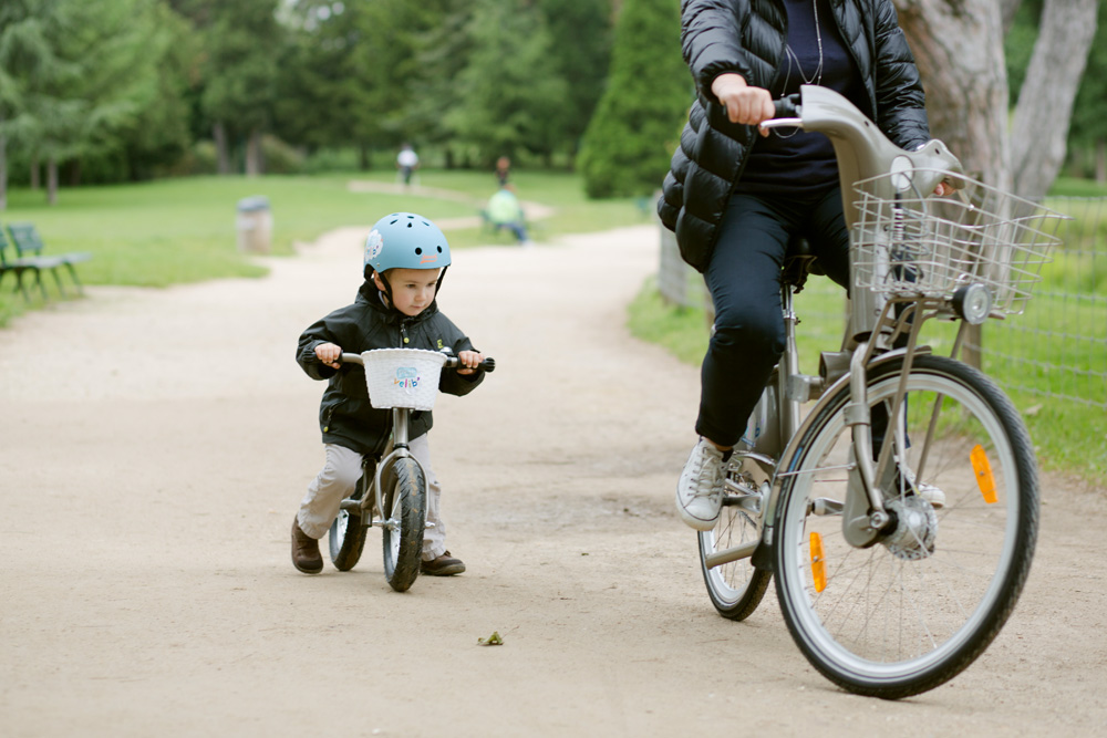 Paris Launches the World's First Public Bicycle System for Children