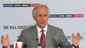 Republican Sen. Bob Corker disagrees with the House GOP on when the bill should expire and how to pay for a new one.
