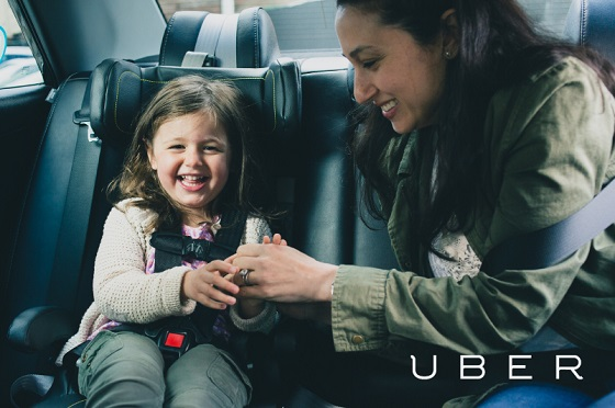 Uber With Child Car Seat Requirements Chicago