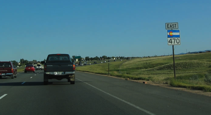 Adding toll lanes to C-470 could cost taxpayers far more than Colorado DOT lets on. Photo: ##http://www.aaroads.com/west/co-470ea.html##AA Roads##