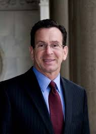 Dan Malloy's reelection should be a good thing for transit in Connecticut. Photo: State of Connecticut