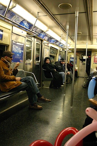 Healthy growth in New York City's subway ridership is a big part of the United States' overall transit ridership picture for 2014. Photo: Wikipedia