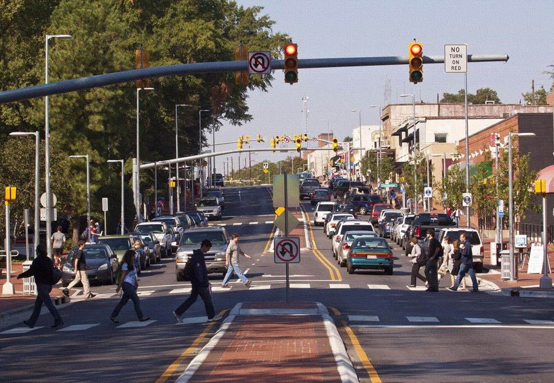 North Carolina Tell State Lawmakers Not To Outlaw Road