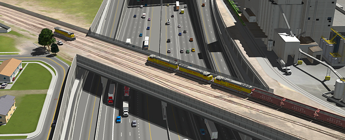 The unnecessary widening of I-70 in Denver would cost an additional $58 million. Image: Colorado DOT