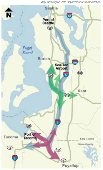 The $3.1 billion Washington proposes pouring into this highway system could more than fix every deficient bridge in the state.