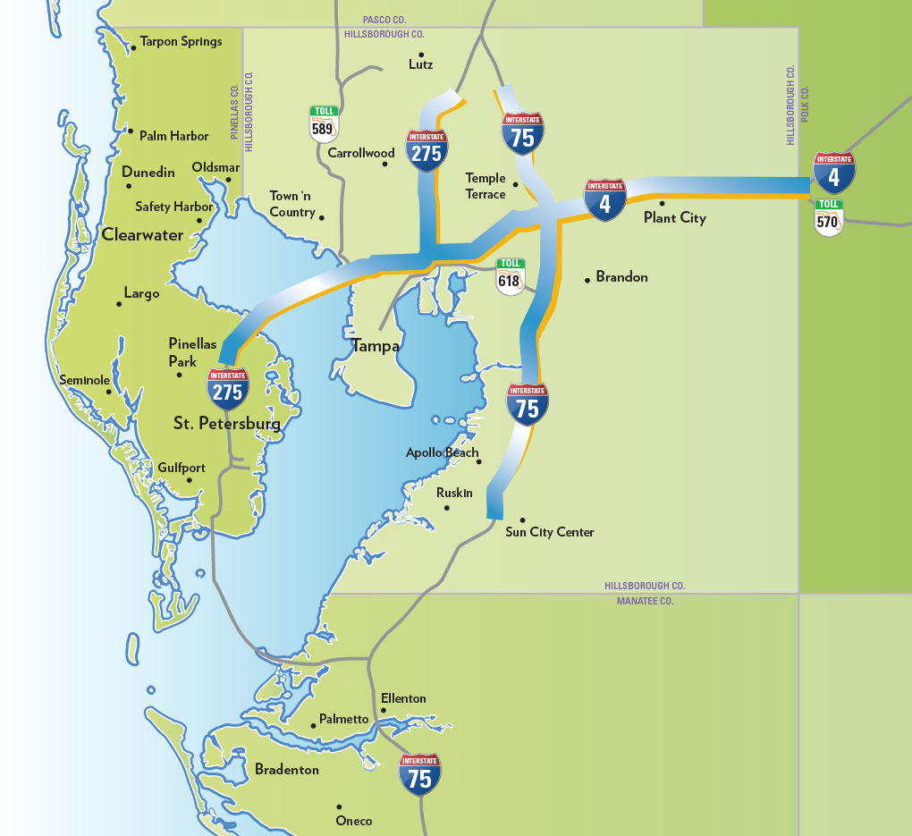 Tampa Advocates Are Fighting Like Hell Against a 6 Billion Highway Plan St