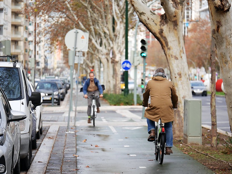 Op Ed: The Most Important Bike Tech is…Street Design