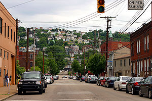 Being a hilly city doesn't preclude being a great place to walk. Photo: Wikipedia