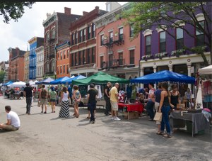 Mayor John Cranley's proposal to charge for curbside parking could help Cincinnati neighborhoods more than he realizes. Photo: ##https://www.flickr.com/photos/taestell/15094122075/in/pool-over-the-rhine##Travis Estell/Flickr##