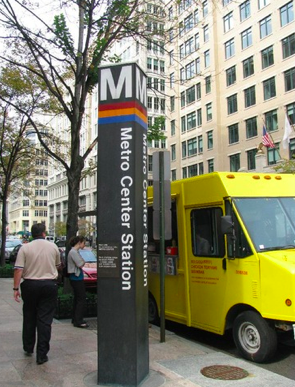 New zoning rules will require 50 percent less parking by metro stops and frequent bus corridors. Photo: Virtual Tourist