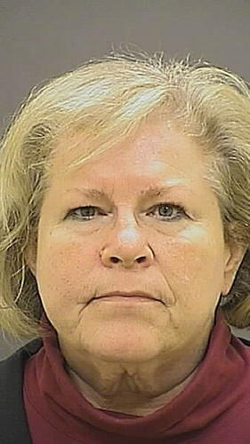 High ranking Episcopal church official Heather Cook faces 10 years in the drunken driving death of a Baltimore cyclist. Image: Baltimore PD via Baltimore Sun