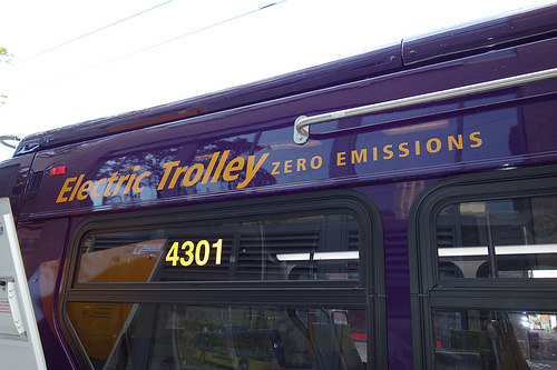 King County's bid for carbon neutrality will boost Sound Transit. Photo: The Urbanist